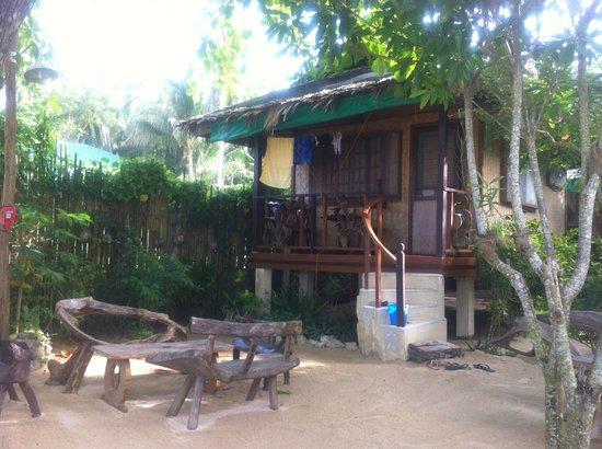 Greenviews Resort Corong-Corong: Our hut