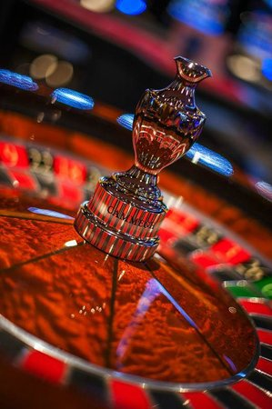 Genting Casino Blackpool: Roulette wheel