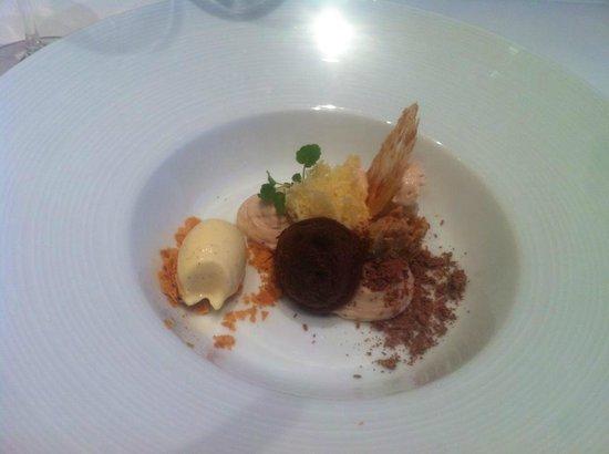 L'Eveil des Sens : Dessert