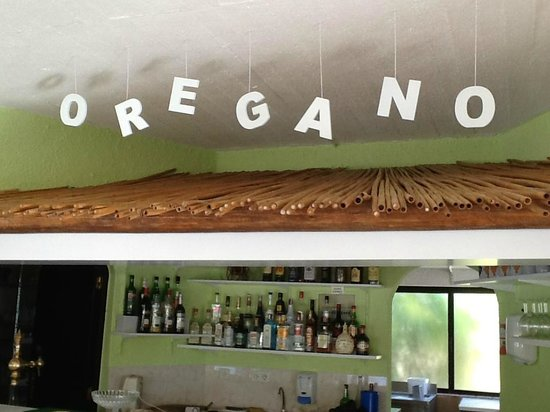 Oregano Restaurante: oregano
