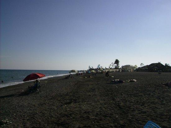 BQ Andalucia Beach Hotel: Playa del hotel
