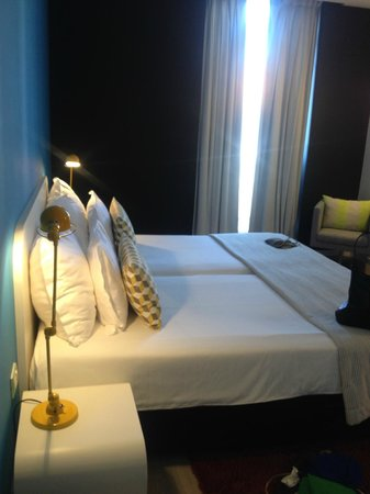 Internacional Design Hotel : Bedroom