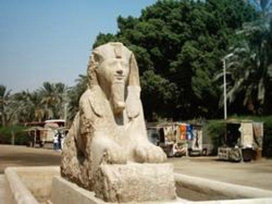 Memphis Museum: The Sphinx