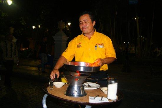La Parrilla Montejo: feb 2013