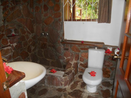 Colibri Guest House: bathroom 1