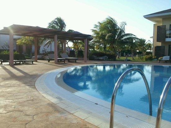 View from second pool @ Melia Buenavista, Cayo Santa Maria.