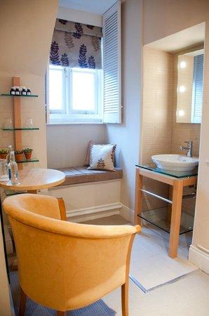 Buckland Tout-Saints Hotel: Bedroom
