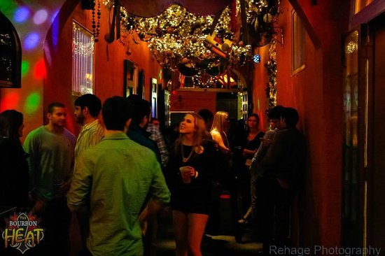 Bourbon Heat: Unique Carriageway on Bourbon St is decorated for every season