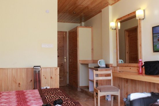 The Holiday Resorts Cottages & Spa: Room