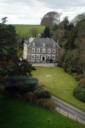 Buckland Tout-Saints Hotel: Hotel & grounds