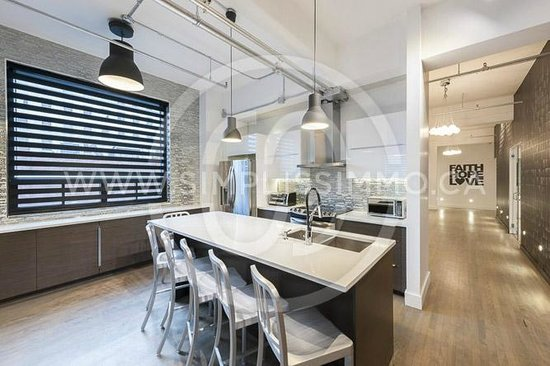 Cuisine Ultra Moderne Toute Equipee Picture Of Holland Hotel By