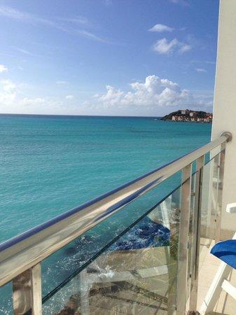 Great Bay Beach Resort, Casino & Spa: View from 463