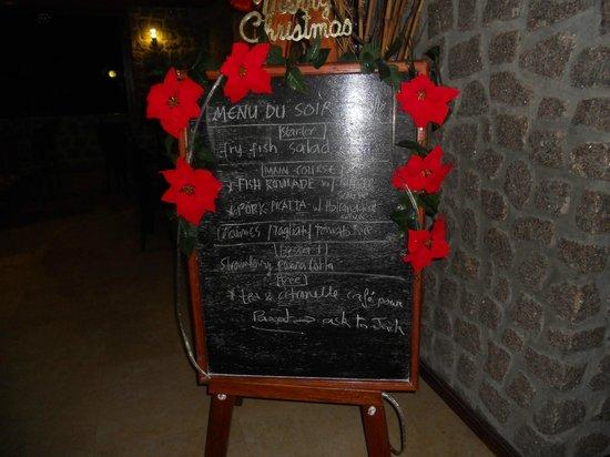 Colibri Guest House: restaurant 1