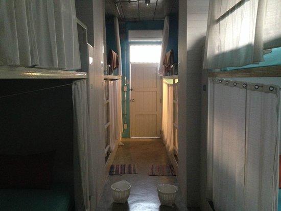 Glur Hostel: 8 bed dorm