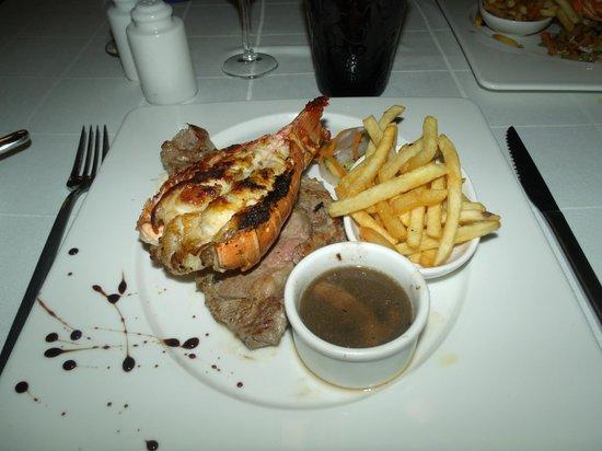 El Dorado Sensimar Riviera Maya : food :)