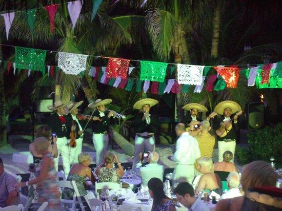 El Dorado Sensimar Riviera Maya: very mexican