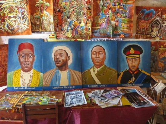 Kasubi Tombs: Kings of the past