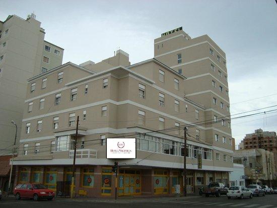 Hotel Victoria: VISTA EXTERIOR