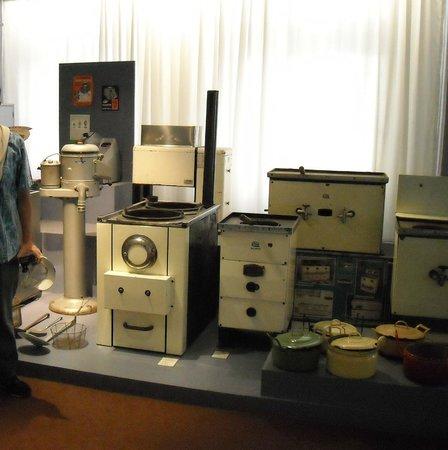 Friet Museum : vecchie friggitrici