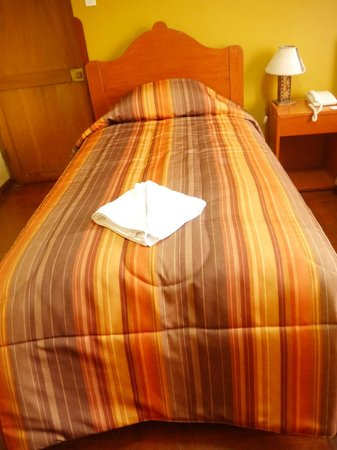 Royal Inn Cusco: HAB. SWB