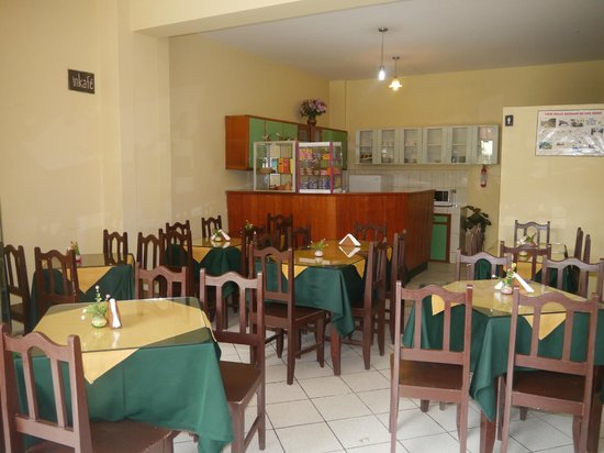Royal Inn Cusco: COMEDOR