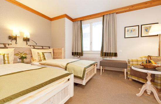 Hotel Eiger: double room