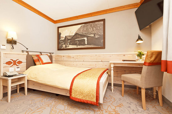Hotel Eiger: single room