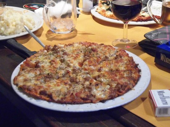 Napolitana : HMMMM MY PIZZA