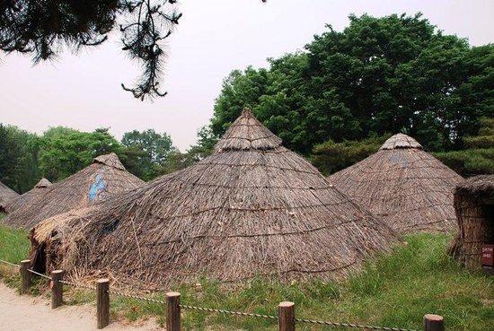 Amsadong Pre-history Settlement Site