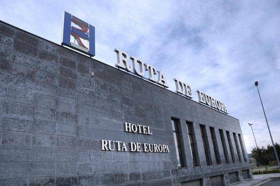 Ruta de Europa: HOTEL