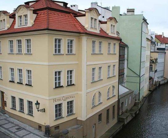 Certovka Hotel: Внешний вид отеля