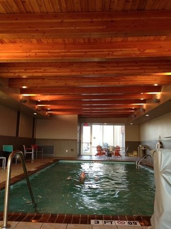 Home2 Suites By Hilton Memphis - Southaven : nice pool
