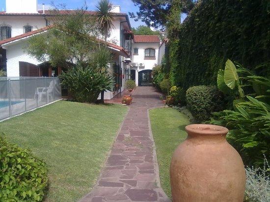 Hotel La Candela: Vista del Parque