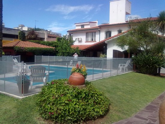 Hotel La Candela: La Piscina