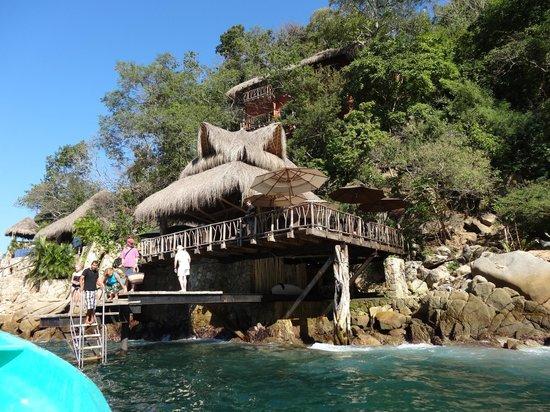 Ocean Grill Restaurant & Beach Club : The wonderful Ocean Grill