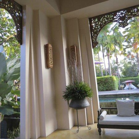 Siripanna Villa Resort and Spa Chiang Mai: Lobby