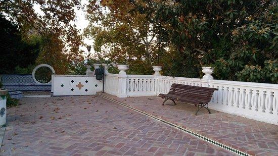 Camping Reina Isabel: Zona piscina