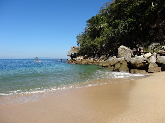 Ocean Grill Restaurant & Beach Club : One of the best beaches...