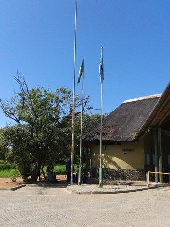 Tabonina Guesthouse: Bonito lugar, Lodge en Chobe