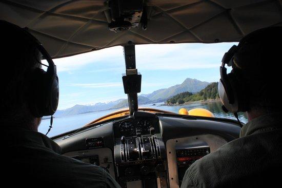 Andrews Airways: departing base