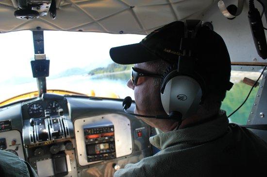 Andrews Airways: enjoying the ride