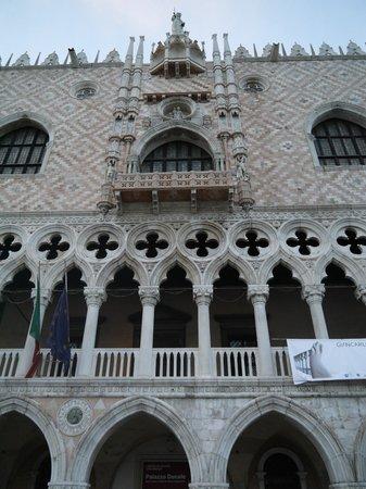 Doges' Palace: Вид дворца