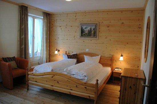 Hotel Bad Serneus: Doppelzimmer Standard