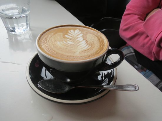 Third Place Cafe : nice beautiful coffee