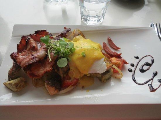Third Place Cafe : Mumble jumble crushed kumara