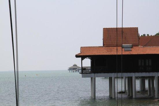 Berjaya Langkawi Resort - Malaysia : Châlets sur l'eau