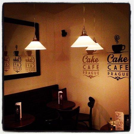 Cake Cafe Prague: Cool