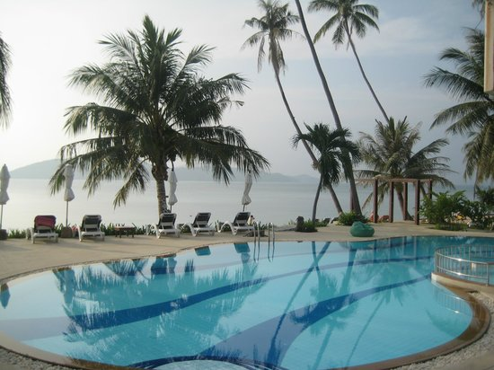 Centra by Centara Coconut Beach Resort Samui : Tranquility