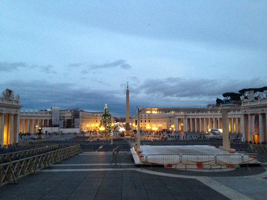 City Wonders: St. Peter's Square