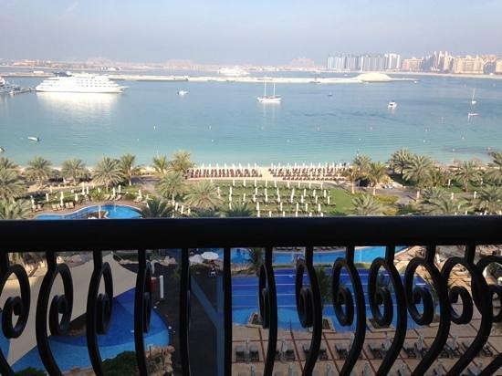 The Westin Dubai Mina Seyahi Beach Resort & Marina: sea view room
